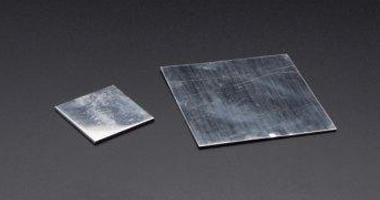 超高純度アルミニウムの板