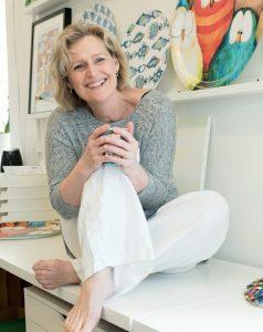 創業者ピア バリヴァル・ルンデーンさん Pia Bergvall-Lunden